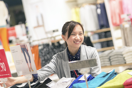 Why Join UNIQLO?