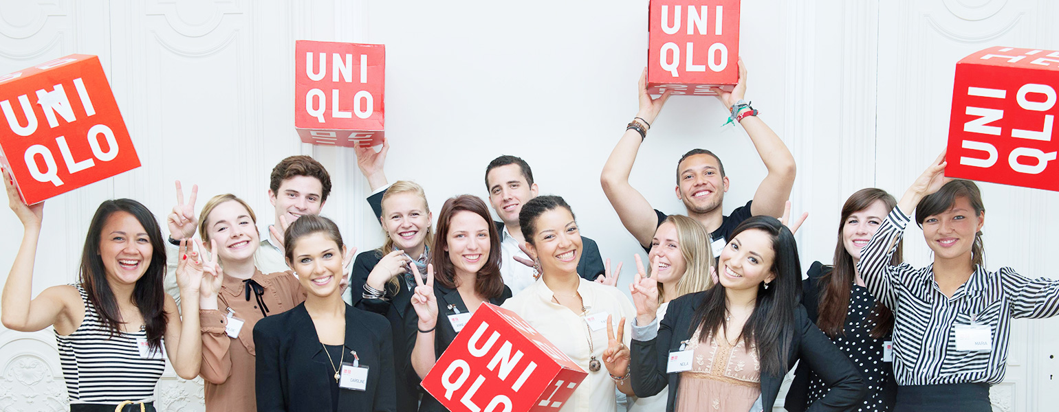 Uniqlo europe graduate programme fast retailing career opportunities highlighted positions stopboris Choice Image