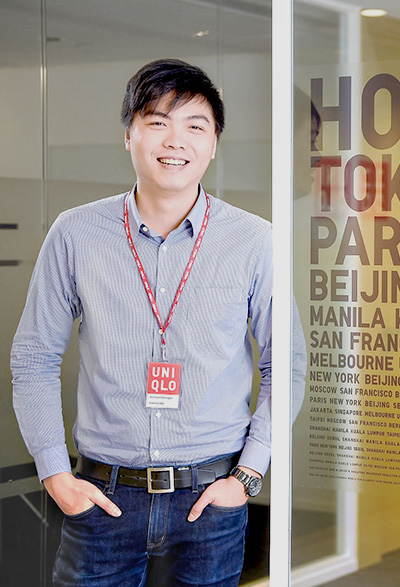 LIFE at FR | FAST RETAILING Career Opportunities