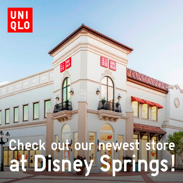 Check out our newest store at Disney Springs!