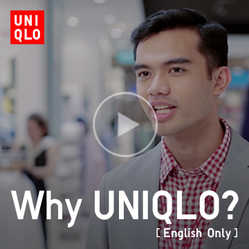 Why Uniqlo?