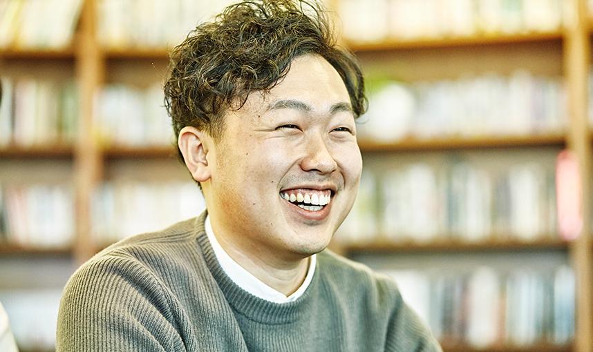 グローバルIMD部 別所一平(べっしょいっぺい)