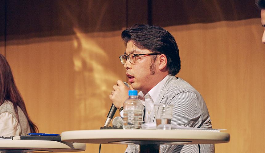 下枝 寛(しもえだ ひろし)2014年中途入社。 急成長中のネットベンチャーから転職。入社後はマーケティング部リーダーとしてデジタルマーケティングに挑む。