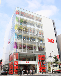 The UNIQLO Kichijoji Store