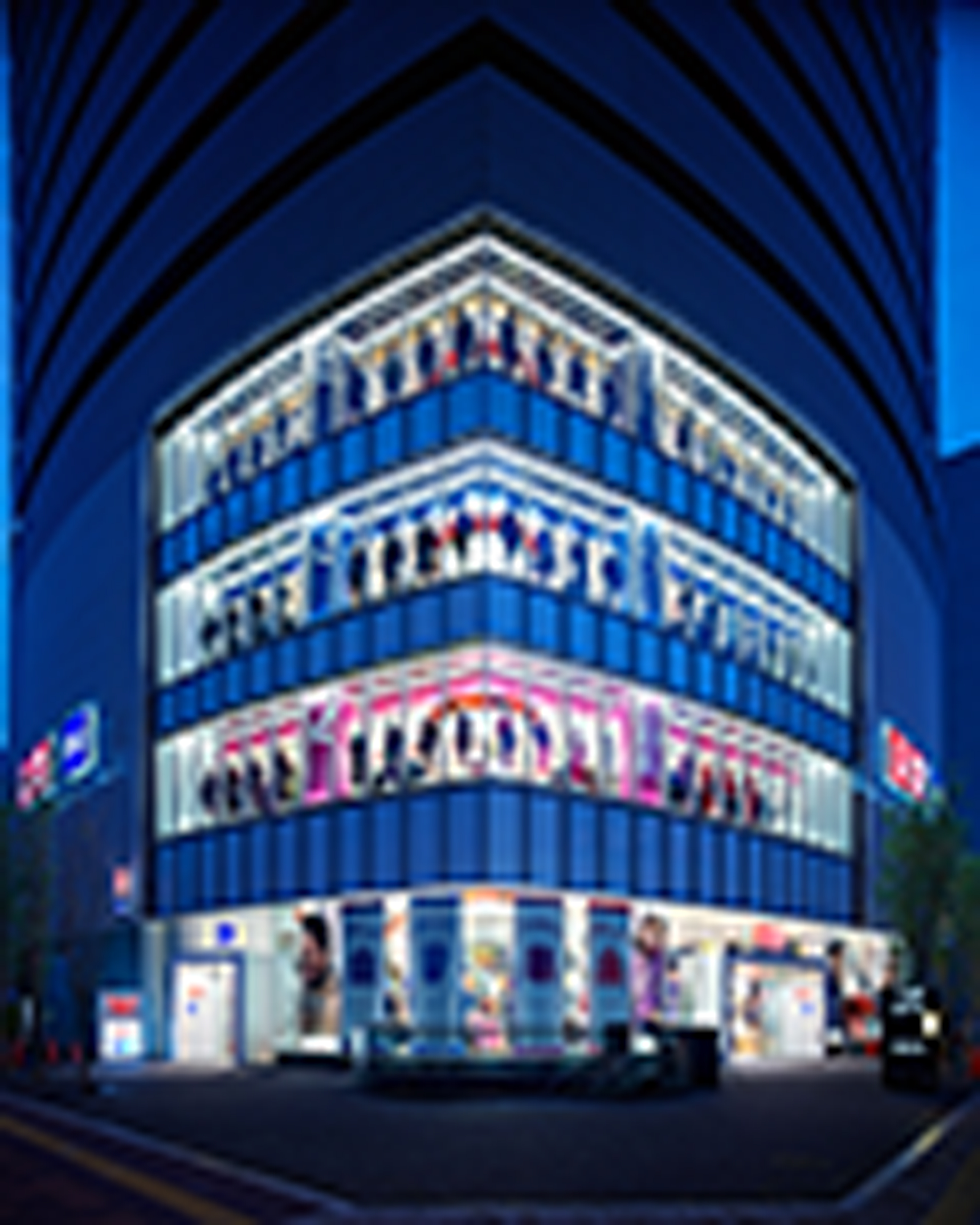 The UNIQLO OSAKA Store