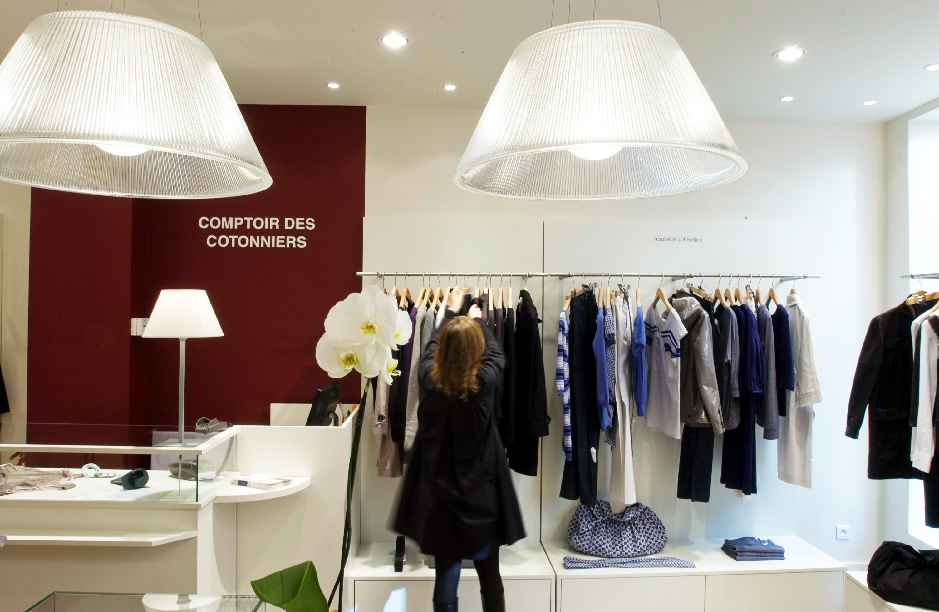 Comptoir des cotonniers shop online abiti donna - Comptoir des cotonniers outlet online ...