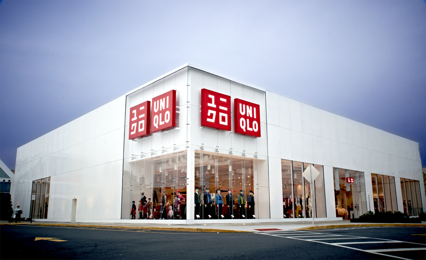 Uniqlo International Fast Retailing Co Ltd