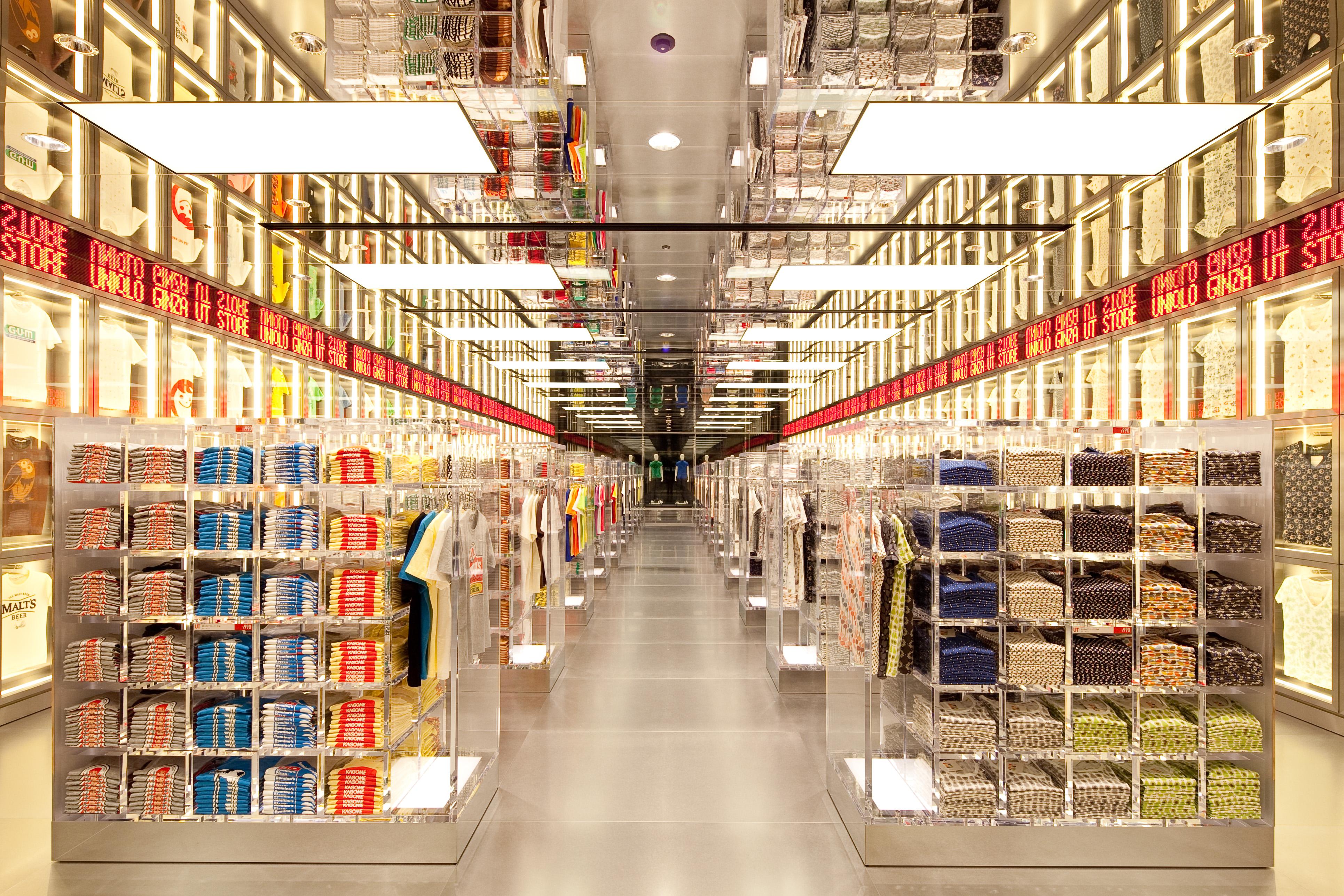 Uniqlo Japan Fast Retailing Co Ltd