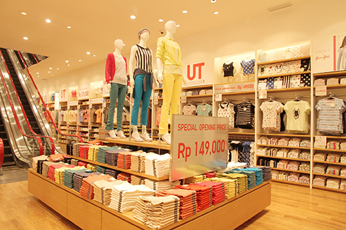 The fashion and lifestyle clothing brand opened its first store in the country in 2012 at the SM Mall of Asia. Today, it has store in SM Megamall