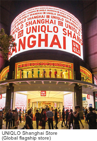 UNIQLO Shanghai Store (global flagship store)