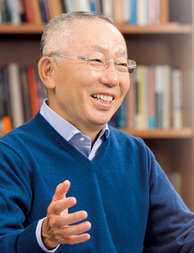 Tadashi Yanai, Chairman, President and CEO