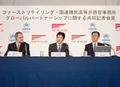 Fast Retailing signs Global Partnership Agreement