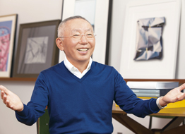 Tadashi Yanai Chairman, President and CEO FAST RETAILING CO., LTD.