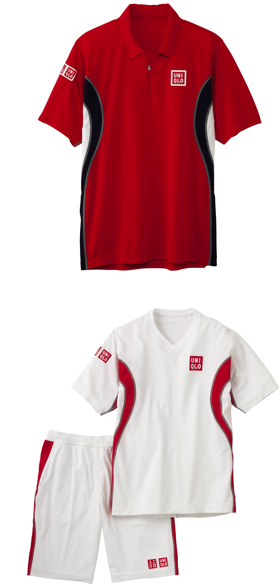 Uniqlo Plans Japan Launch Of New Tennis Line Modeled On Kit Created For Top Men S Pro Kei